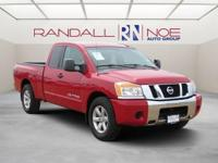 Gasoline! Red Hot! This gorgeous-looking 2008 Nissan