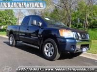 (402) 403-6641 ext.185 Extended Cab 4WD. Owned Nebraska