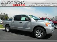 2008 NISSAN TITAN Super LOW LOW Miles!, Extra clean!,