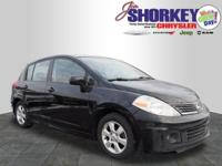2008 Nissan Versa New Price! CARFAX One-Owner. Vehicle