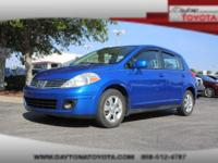 2008 Nissan Versa 1.8SL Hatchback, *** SIDE AIRBAGS ***