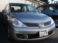 New Price! 2008 Nissan Versa 1.8 S Odometer is 20033