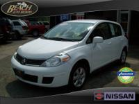 ON SALE NOW IS THIS 2008 NISSAN VERSA 5 DOOR