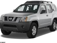 2008 Nissan Xterra two wheel-drive four DOOR AUTO X For