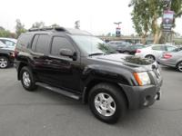 Climb inside the 2008 Nissan Xterra! This vehicle