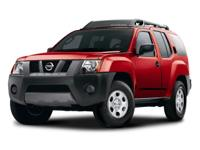 Only 108,249 Miles! This Nissan Xterra boasts a Gas V6