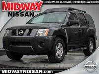 Come into Midway Nissan and Test Drive this well