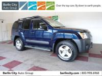 2008 NISSAN XTERRA SE 4X4 suv with just 89k miles and
