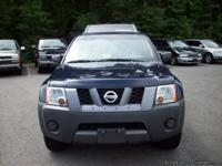 Year: 2008 Make: Nissan Model: Xterra Trim: X 2WD