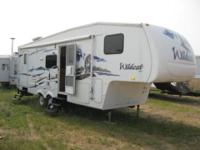 2008 NOT SPECIFIED WILDCAT FIFTH WHEEL TRAILER Our