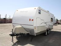 Used 2008 Keystone RV Outback 21RS Travel Trailer.