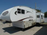 2 Slideouts w/ Toppers, Air, Awning, Jacks, Spare Tire,
