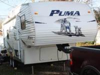 2008 Palomino Puma M 253BS, 1 Slide, Sleeps 4, 1