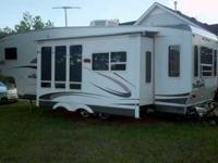 2008 Palomino Thoroughbred 5th Wheel. This is a very