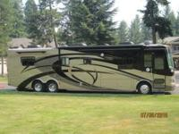 This beautiful motorhome has it all! Spartan chassis