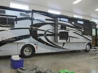 2008 Tiffin Motorhomes Phaeton QTH40, The best used