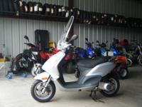 2008 shanghai jmstar 150cc scooter for Sale in Boscobel