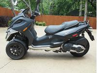 2008 Piaggio MP3 500 - 500cc 3 wheel automatic