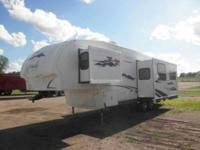 2008 Pilgrim Legends 29LMK 5th Wheel This RV is model
