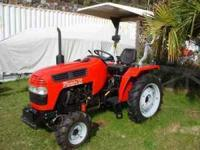 2008 Plantation Pro Series Tractor with Loader –