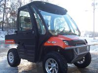 2008 Polaris Ranger XP, 4x4, 700EFI,