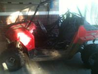 I have a 2008 lifted Polaris razor. It has a brand new