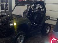 2008 POLARIS RZR IN EXCELLENT SHAPE LOW HRS COMES WITH