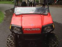 Up for sale is a 2008 Polaris Ranger RZR 800. The rzr