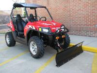 2008 Polaris Ranger RZR 800. This machine has a