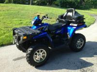 Make: Polaris Model: Other Mileage: 518 Mi Year: 2008