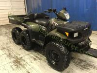 Make: Polaris Mileage: 2,270 Mi Year: 2008 Condition:
