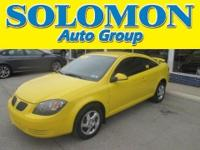 THIS 2008 PONTIAC G5 COUPE FEATURES AN AUTOMATIC