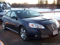 Make:  Pontiac Model:  G6 Year:  2008