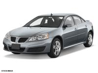 Options:  2008 Pontiac G6 4Dr Sdn W/1Sv|Base 4Dr