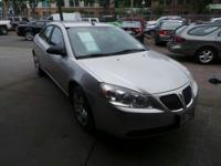 Look at this 2008 Pontiac G6 . Its Automatic