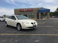 Check out this hot 2008 Pontiac G6. Well equipped with