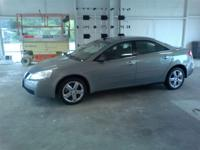 Options Included: N/AThe 2008 Pontiac G6 takes a high