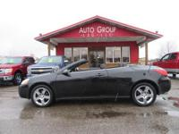 Options:  2008 Pontiac G6 Hardtop Convertible! Heated