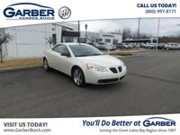 Introducing the 2008 Pontiac G6 GT! Featuring a 3.9L V6
