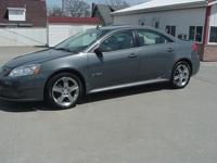 Options Included: N/A2008 Pontiac G6 GXP V-6 AutoHeated