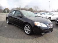 2008 Pontiac G6 Sedan 4dr Sdn Our Location is: Sparta