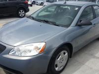 This 2008 Pontiac G6 1SV Value Leader is proudly