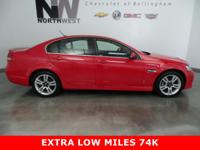 EXTRA LOW MILES 74K, REMOTE VEHICLE START,