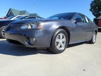 Options:  2008 Pontiac Grand Prix Base 4Dr