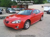 Options:  2008 Pontiac Grand Prix A One Owner Very
