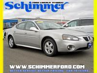 Used 2008 Pontiac Grand Prix  in stock at Schimmer Ford