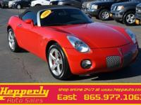 New Price! 2008 Pontiac Solstice c in Aggressive