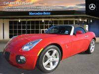 2008 Pontiac Solstice Convertible GXP Our Location is: