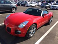 This 2008 Pontiac Solstice with only 5100 miles will