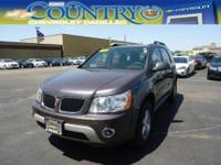 4D Sport Utility, 3.4L V6, AWD, Air Conditioning, AM/FM